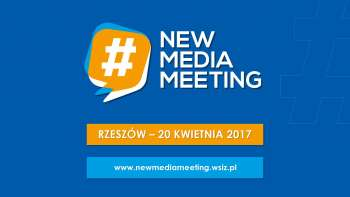 New Media Meeting już jutro!